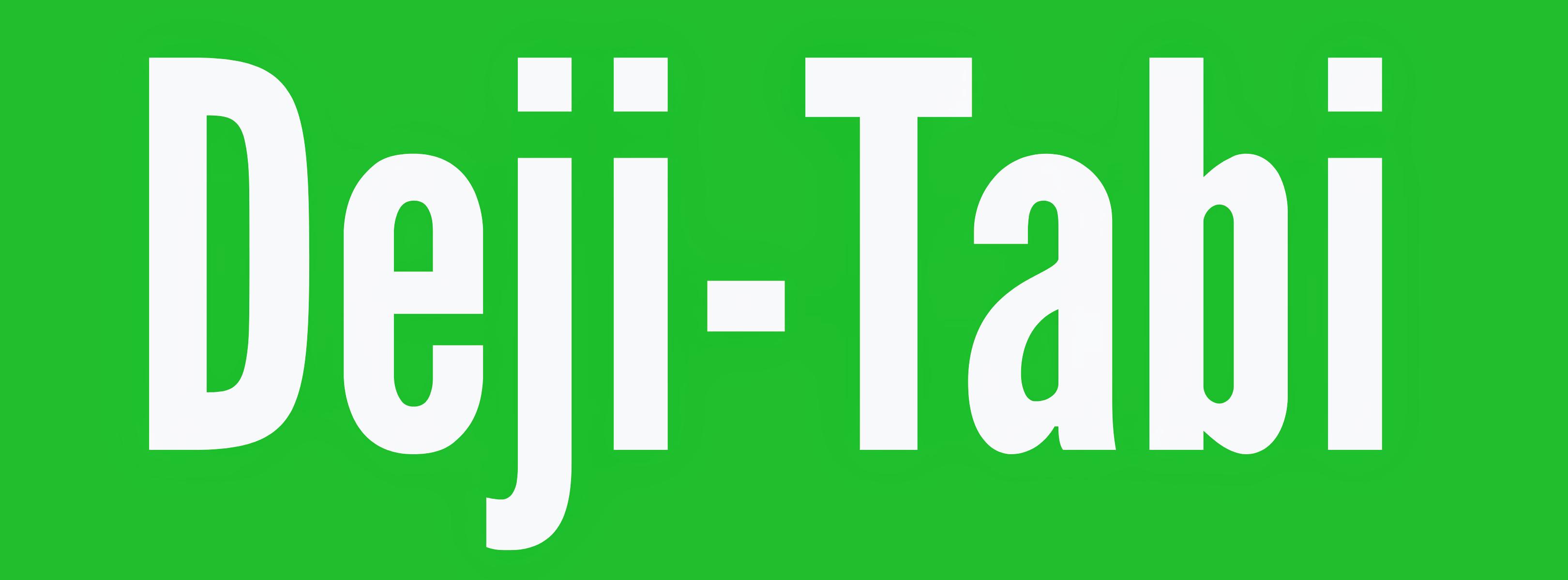 Deji-tabi【デジ旅!】